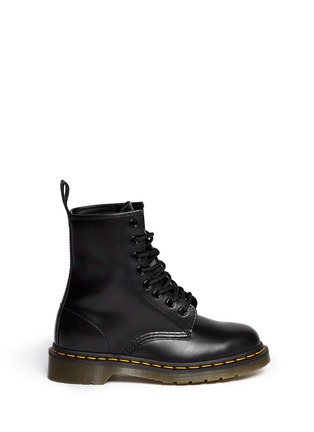 Main View - Click To Enlarge - Dr. Martens - 'Core' matte leather boots