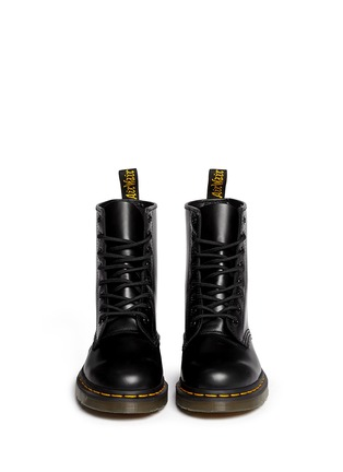 Figure View - Click To Enlarge - Dr. Martens - 'Core' matte leather boots