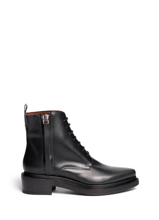 Main View - Click To Enlarge - Acne Studios - 'Linden' leather ankle boots