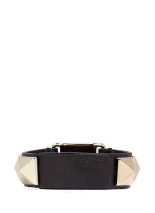Back View - Click To Enlarge - Valentino - 'Rockstud' Bracelet