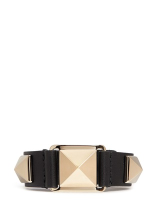 Main View - Click To Enlarge - Valentino - 'Rockstud' Bracelet