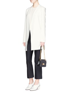 Theory 'Karenia R' high low hem sweater