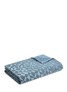 FretteRelief jacquard king size light quilt