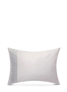 FretteGauze bordo pillow cover