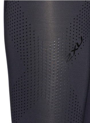 Detail View - Click To Enlarge - 2Xu - 'Mid-rise Compression' performance tights