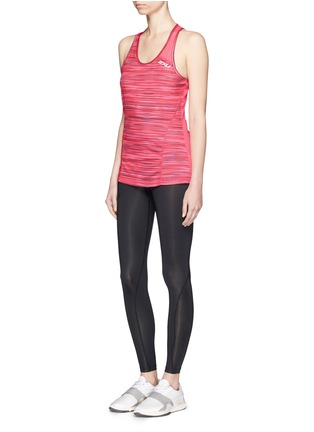 Figure View - Click To Enlarge - 2Xu - 'Mid-rise Compression' performance tights