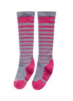 'Striped Run Compression' socks