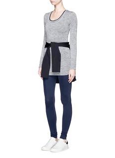 Lndr'Eleven' circular knit leggings