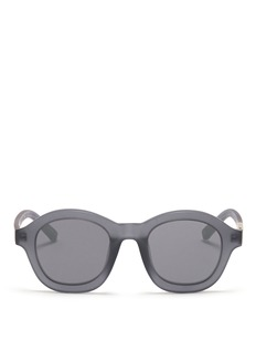 3.1 PHILLIP LIM x Linda Farrow frosted acetate sunglasses