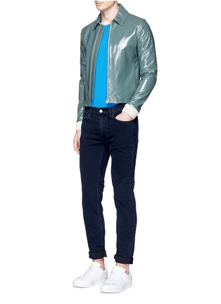 Figure View - Click To Enlarge - Acne Studios - 'Ace' stretch skinny jeans