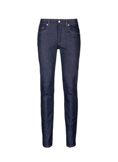 Acne Studios 'Ace Str' raw stretch denim skinny jeans