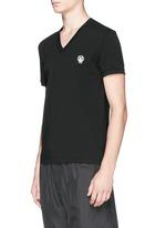 'Sport Crest' cotton undershirt
