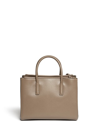 Back View - Click To Enlarge - Anya Hindmarch - 'Ebury' small soft leather tote