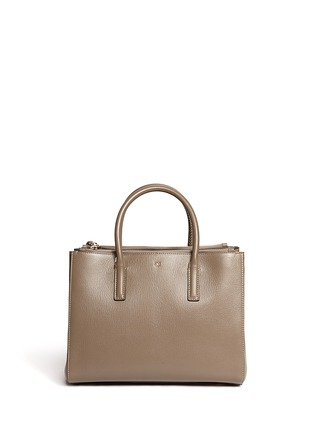Main View - Click To Enlarge - Anya Hindmarch - 'Ebury' small soft leather tote