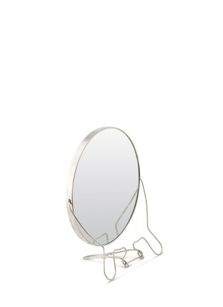 Meraki effects large double sided mirror lane crawford for Double mirror effect