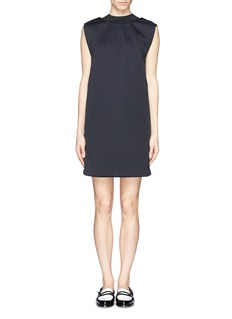 3.1 PHILLIP LIM Plunge V-back neoprene dress