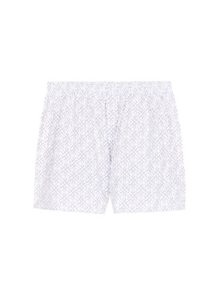 Main View - Click To Enlarge - Sunspel - Seasonal nail print boxer shorts