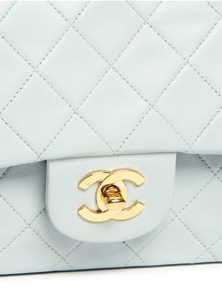 Detail View - Click To Enlarge - Vintage Chanel - 2.55 quilted leather bag