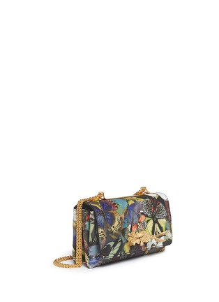 Figure View - Click To Enlarge - Valentino - 'Camubutterfly Va Va Voom' nappa leather bag