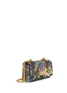 Valentino'Camubutterfly Va Va Voom' nappa leather bag