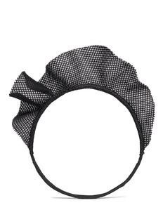 YUNOTME BY GLORIA YU'Nemo' mesh wing crown headband