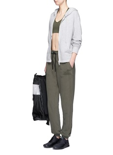 Ivy ParkCotton French terry sweatpants
