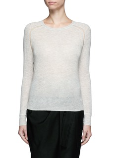 Isabel Marant Étoile'Foty' alpaca-Merino wool sweater