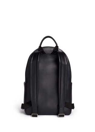 Back View - Click To Enlarge - Anya Hindmarch - 'Wink' perforated leather backpack