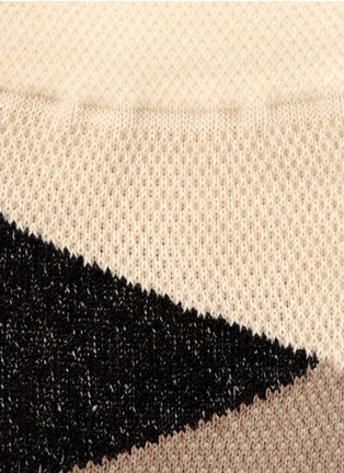 Detail View - Click To Enlarge - HANSEL FROM BASEL - 'Case Study' crew socks
