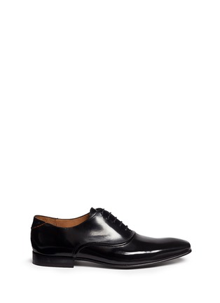 Main View - Click To Enlarge - Paul Smith - 'Starling' spazzolato leather Oxfords