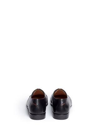 Back View - Click To Enlarge - Paul Smith - 'Robin' leather Derbies