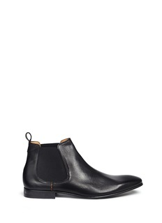 Paul Smith 'Falconer' leather Chelsea boots