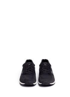 Paul Smith'Swanson' mesh sneakers