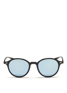 Ray-Ban 'RB4237 Liteforce' mirror sunglasses