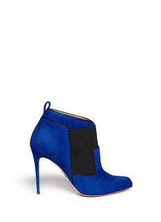 PAUL ANDREW 'Beauford' suede booties