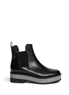 ROBERT CLERGERIE 'Idyl' leather ankle boots