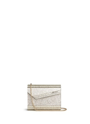 Main View - Click To Enlarge - Jimmy Choo - 'Candy' glitter acrylic clutch