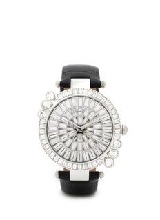 GALTISCOPIO'Marguerite' crystal dial watch