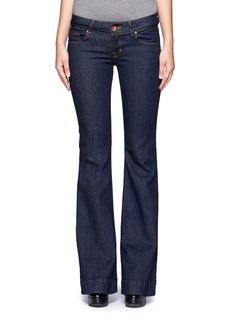 J BRANDLove Story bell-bottom jeans