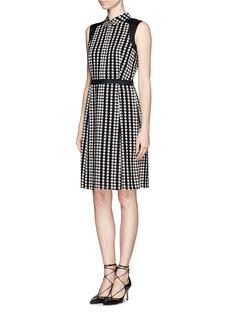 TORY BURCHKaty' dot print shirt dress