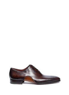 Magnanni Brogue leather Oxfords