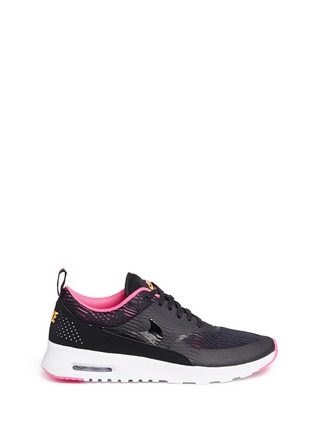 Main View - Click To Enlarge - Nike - 'Air Max Thea EM' knit sneakers