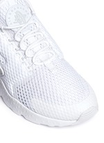 'Air Huarache Run Ultra BR' mesh sneakers