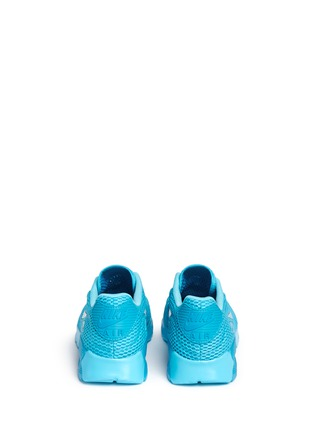 Back View - Click To Enlarge - Nike - 'Air Max 90 Ultra Breathe' mesh sneakers