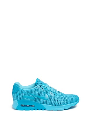 Main View - Click To Enlarge - Nike - 'Air Max 90 Ultra Breathe' mesh sneakers