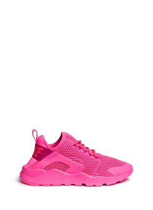 Main View - Click To Enlarge - Nike - 'Air Huarache Run Ultra BR' mesh sneakers
