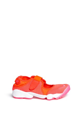 Main View - Click To Enlarge - Nike - 'Air Rift Breathe' tech mesh sneakers