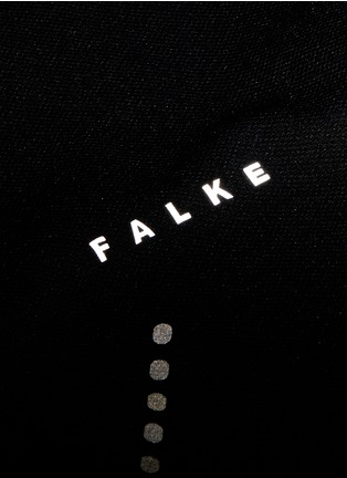 Detail View - Click To Enlarge - Falke Sports - 'Comfort' running short tights