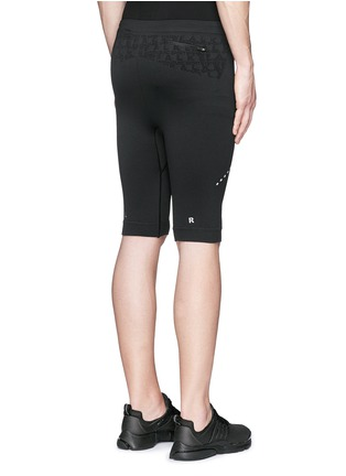 Back View - Click To Enlarge - Falke Sports - 'Comfort' running short tights