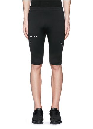 Main View - Click To Enlarge - Falke Sports - 'Comfort' running short tights